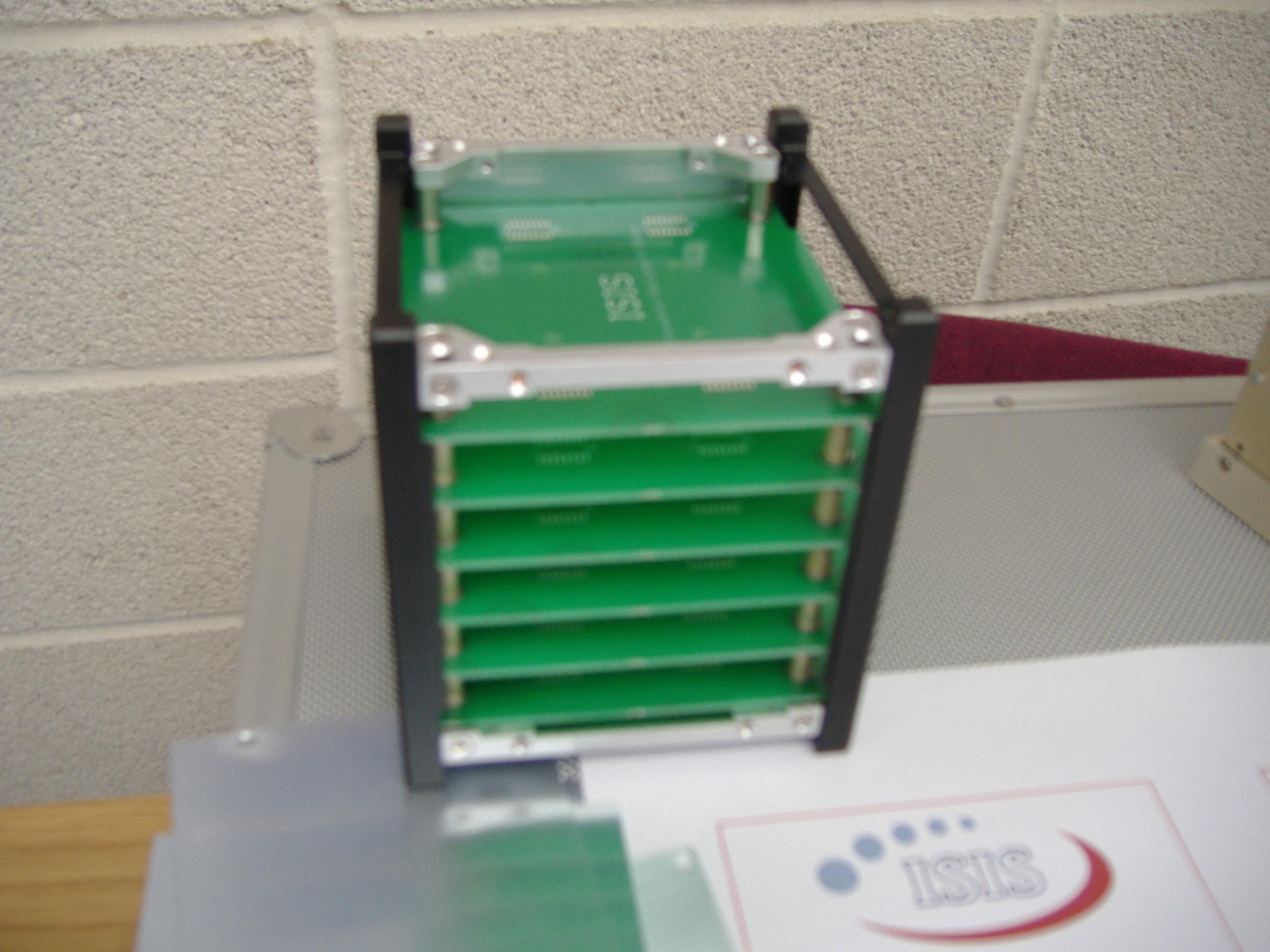 CubeSat: Amsat Colloquium 2007